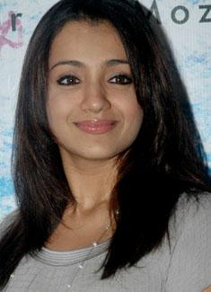 Trisha krishnan scandal bathing - 1 4